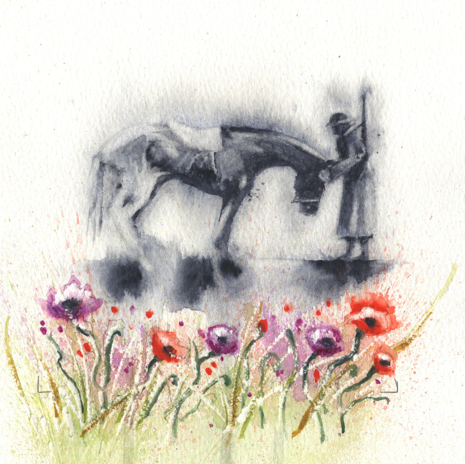 The Brave Fought and Fell Together - War Horse
